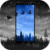Christmas Live Wallpaper : Parallax Background 2019