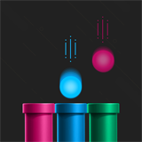 Droppy Ballz : Free Drop Catcher Color Game