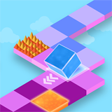 Roll The Block : Legend Cube Slide Maze Puzzle