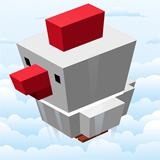 Flappy Up : Classic Infinite 3d Bird Reborn Game