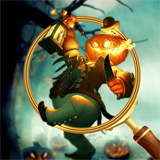 Hunted Haloween Hidden Object