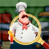 Kitchen Hidden Object : Restaurant Game