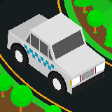 Circle Car Race : Infinite Loop Highway Racing