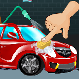 Car Wash Salon - Garage Mania