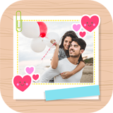 Love Photo Frame Editor : Photo Effect Montage
